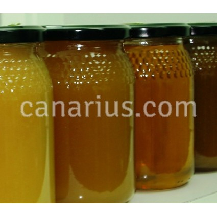 Pack - Canarian Honeys