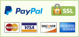 Secure Visa & Paypal Payments in Canarius