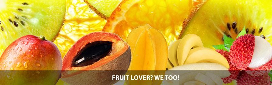 Fruit lovers, buy fruit trees!