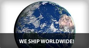 Worldwide Shipping!